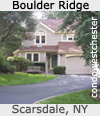 The Boulder Ridge at Scarsdale: Luxury Garden Style Condos, Boulder Ridge Road / Ledge Crest Road, Scarsdale, Westchester,  NY