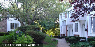 The Colony at Hartsdale: Garden Style Condos, Westchester, NY