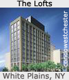 The Lofts at White Plains:  Luxury High Rise Condos, 25 City Place, White Plains, Westchester, NY